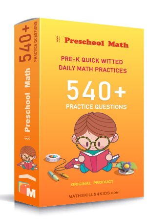 PreK quick witted daily math practices