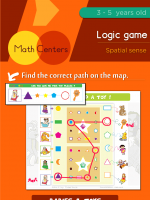 Babies and Toys Logical Reasoning Game